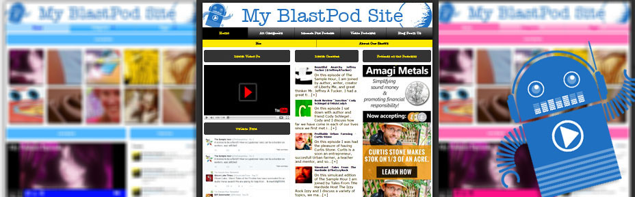 Podcast Blastoff Blog
