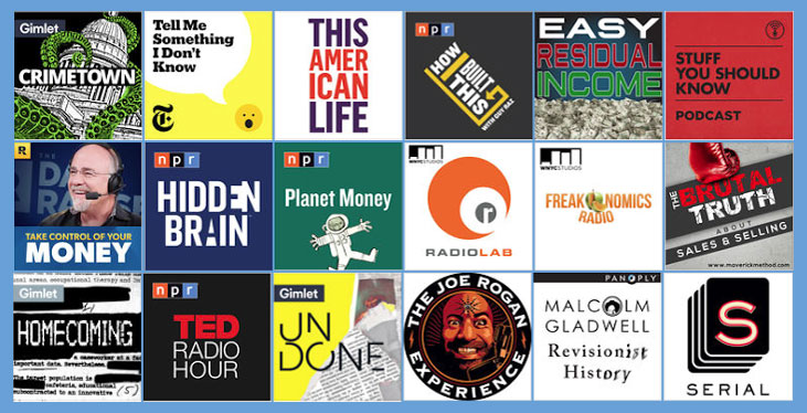 Best podcasts itunes