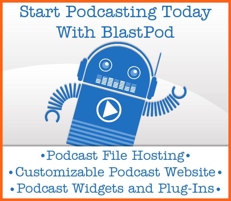 Podcast Hosting and Website Creator